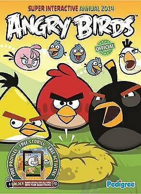 Angry Birds Super Interactive Annual: 2014 by Pedigree Books (Hardback, 2013)