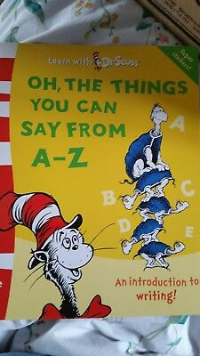 Oh The Things You Can Say From A-Z by Linda Hayward, Cathy Goldsmith (Paperback…