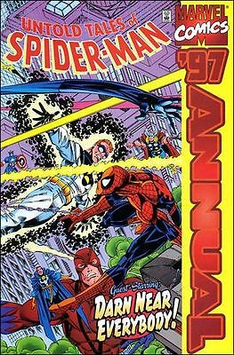 Marvel Comics: Untold Tales of Spider-Man Annual 1997 #2 VF/NM