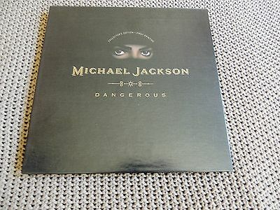 Michael Jackson - Dangerous   CD  1st printing    3-D- pop-up  sehr rar