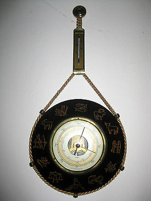 Wand  Baromether Thermometer