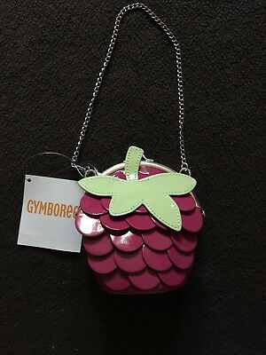NWT Gymboree Girls Raspberry Purse New