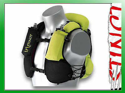 Instinct - Eklipse Trail Vest mit 2 Softflasks a 600ml -Trailrucksack