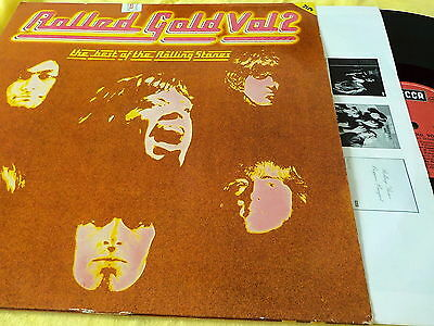 2 LP's *Rock* THE ROLLING STONES - Rolled Gold Vol 2 *near mint