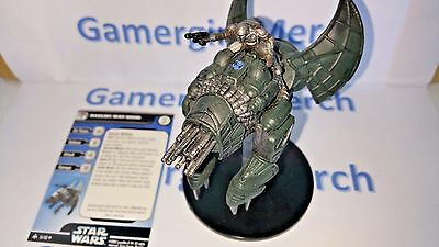 Star Wars Miniatures Bounty Hunters Basilisk War Droid