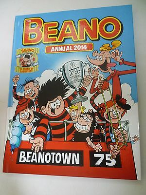 Beano Annual 2014 Hardback Book DC Thomson Comics