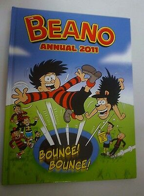 Beano Annual 2011 Hardback Book DC Thomson Comics