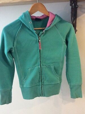Girls Mini Boden Hoodie Age 11/12 Years
