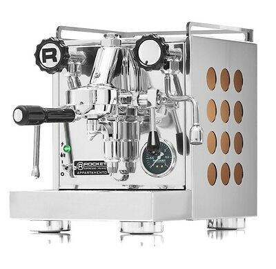 Ships from USA - Rocket Appartamento Espresso Machine Copper - Extended Warranty