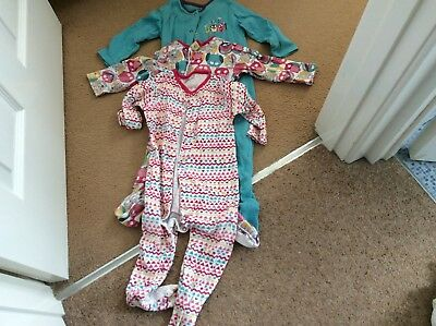 12-18 months sleepsuits