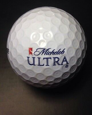 Logo Golf Ball MICHELOB ULTRA Logo AAAAA Quality Bridgestone E6 Golf Ball