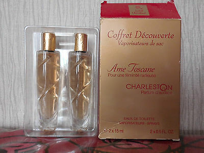 Ame Toscane Coffret  Decouverte 2X 15 Ml Edt