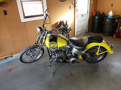 1953 Harley-Davidson Other  motorcycle 1953 harley pan lower shovel upper