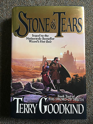 Stone of Tears by Terry Goodkind (1st edition 1st printing Hardcover)