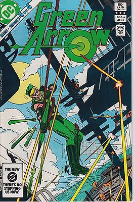 Green Arrow 4 of 4 - 1983 - Near Mint
