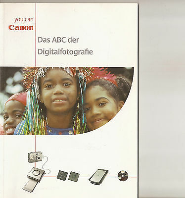 Das ABC der Digitalfotografie you can Canon