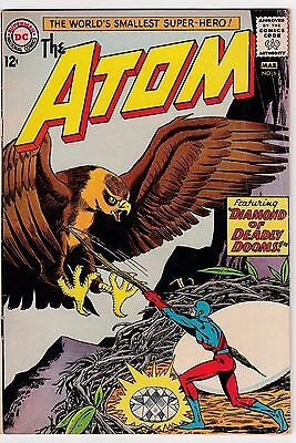 THE ATOM #5 (1963) LOW to MID GRADE   GIL KANE cover and art