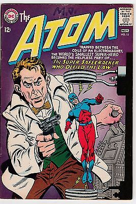 THE ATOM #15 (1964) LOW to MID GRADE   GIL KANE cover and art