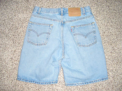 Men's 550 Relaxed Fit Levi's Jean Shorts 30