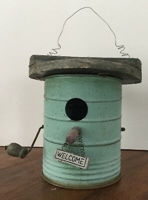 Darling Flour Sifter Bird House
