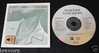 Wilco/mudhoney/l7 'The Twist & Shout…' 1995 Promo Cd Sampler