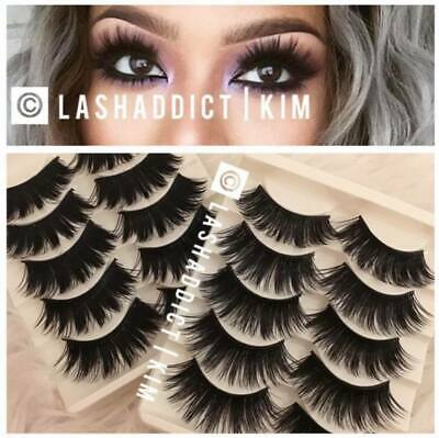 25629096ae2 MISS LASHES 3D Volume Tapered Natural Silk Eyelash Extension 2 PACKS.