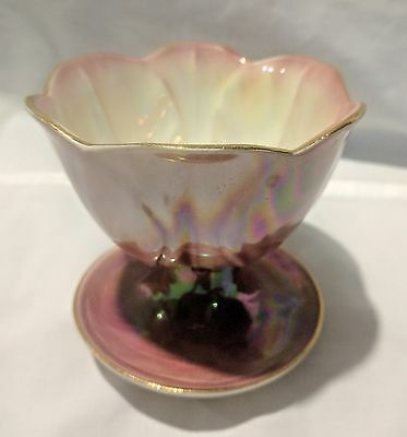 Australian Pottery WEMBLEY WARE Sundae Bowl Compote