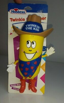 Hostess Twinkie The Kid Travel Snack Lunch Box Twinkie Container Holder