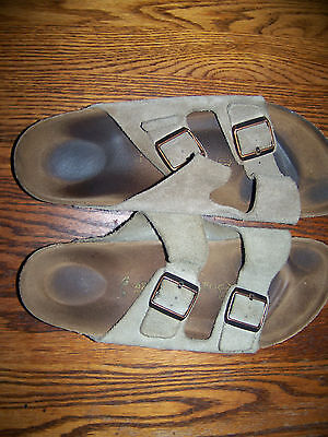 birkenstock shoes size 42 us size 9 slip on made in germany