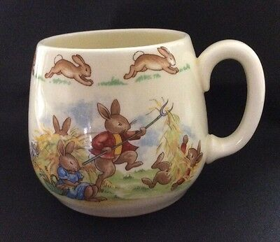 Bunnykins Royal Doulton China Childs Cup