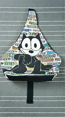 Felix The Cat Hobo Canvas Bag by Toy Works