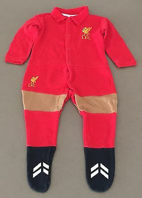 Gorgeous Baby Unisex LIVERPOOL FC Romper Size 1 (12-18 mths)