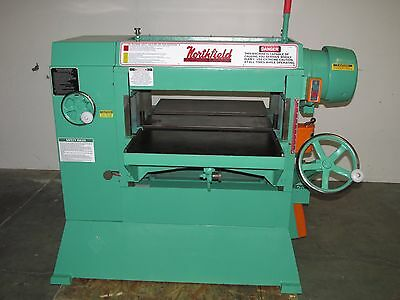 "Northfield #7 25"" Planer Full Rebuild"