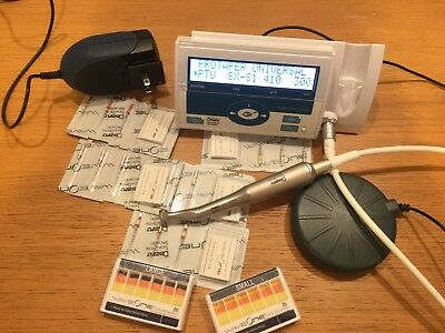 Dentsply E3 Torque Control Motor Complete With Wave One File And Extra