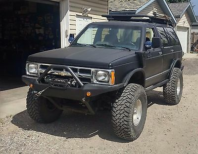 Chevrolet: S-10 Custom Built Wheeler -10 Blazer Full Custom Built Wheeler