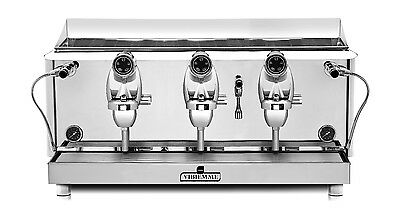 Vibiemme Lollo 3 Group Espresso Machine
