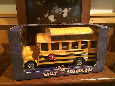 The Chevron Cars Dally The School Bus NIB