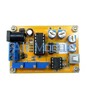12V-24V ICL8038 DDS Signal Generator Module Sine Square Triangle Wave Output am