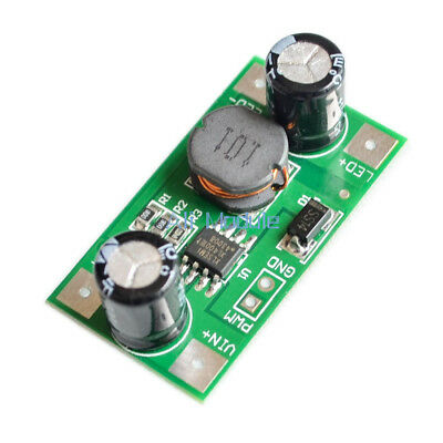 3W 5-35V LED Driver 700mA PWM Dimming DC to DC Buck Step-down Constant Current A