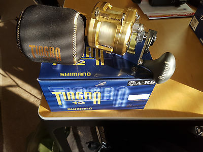 Shimano Tiagra 12 2 speed