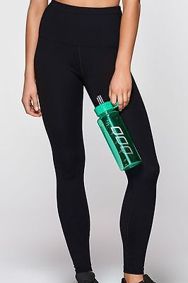 NEW Lorna Jane Icons Sports 1LT Water Bottle Travelling Camping Gym Drink Bottle