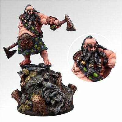 Gair Highlander Figure Unpainted Resin Kit Miniature Monster Hunter Figure 54MM
