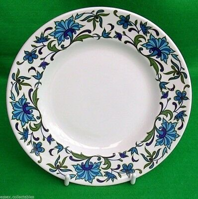 6 VINTAGE RETRO MIDWINTER SPANISH GARDEN TEA SIDE PLATES 6070s