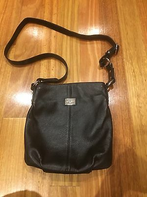 Black Colour  PIERRE CARDIN Leather Hand Bag
