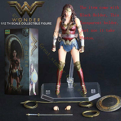 Crazy Toys Wonder Woman Super Hero Girls 15cm 1/12 Scale Action Figures Statues