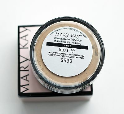 Mary Kay Mineral Powder Foundation Ivory 2 / Puder