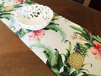 Hopscotch Table Runner -Indoor/outdoor - Tommy Bahama's Beach Bounty