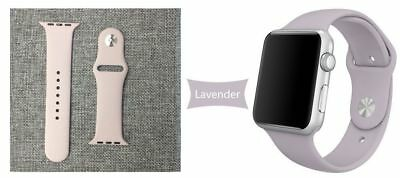 Apple Watch 38mm Compatible Replacement Sports Band Lavender