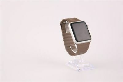 Apple Watch 38mm Leather Loop Brown Compatible Replacement