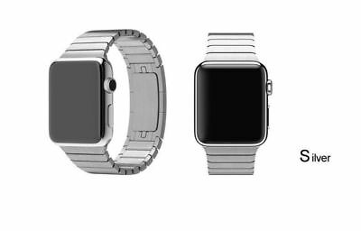 Apple Watch 38mm Strainless Steel Link Silver Compatible Replacement